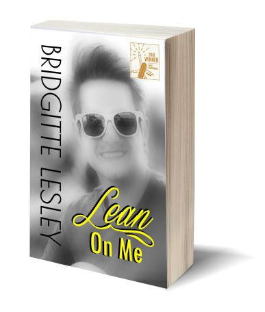 Lean On Me 3D-Book-Template