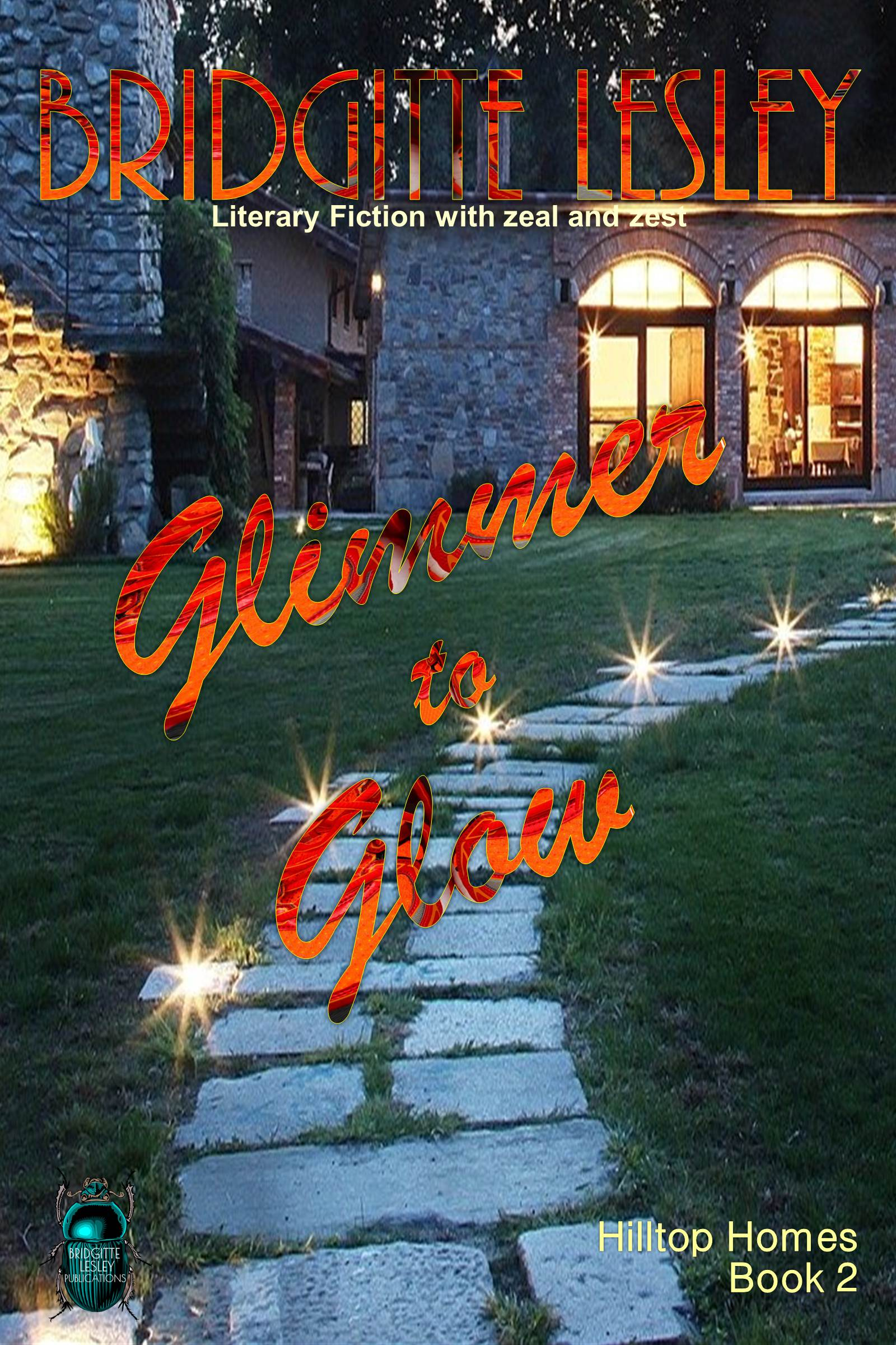 Book 2 Glimmer to Glow COVER Powerpoint