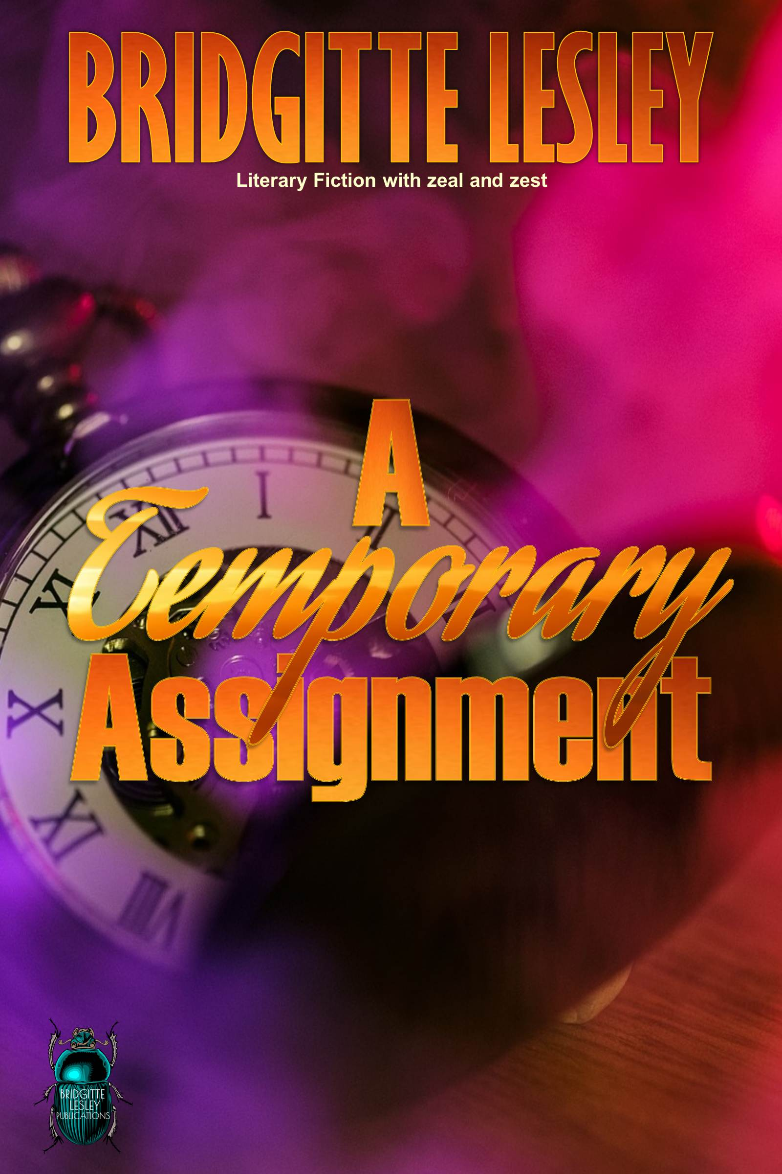 A Temporary Assignment covers and cards Powerpoint 2